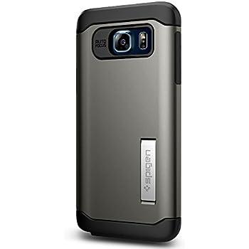 Spigen Slim Armor Designed for Samsung Galaxy Note 5 Case (2015) - Gunmetal