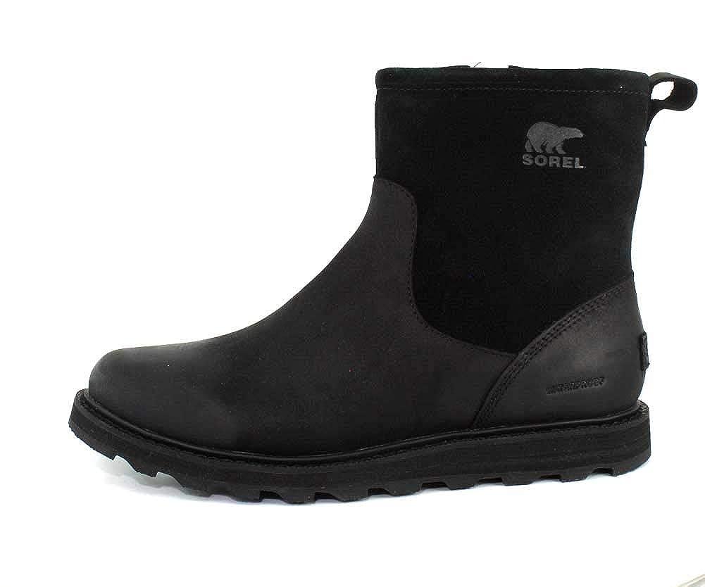 All-Weather Footwear for Everyday Wear Sorel Mens Madson Moc Toe Waterproof Boot