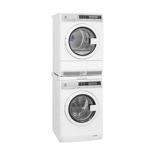 Electrolux White Compact Front Load Laundry Pair With