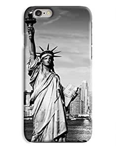 Empire State of Mind iPhone 6 Plus Hard Case Cover by lolosakes