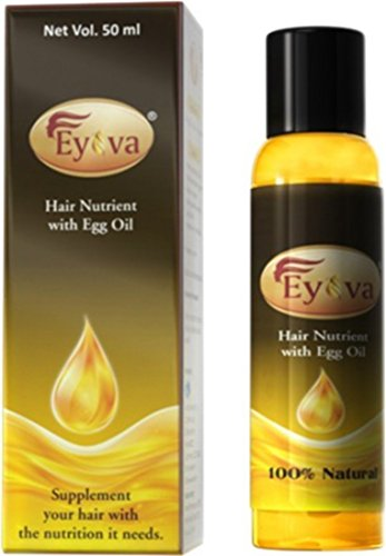 Eyova Hair Nutrient With Egg Oil (50 Ml) (Pack of 1) with free gift