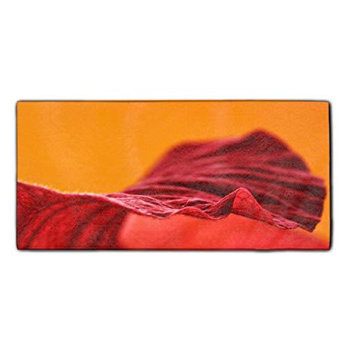 Amazon com: Macro Flower Fingertip Towels Highly Absorbent