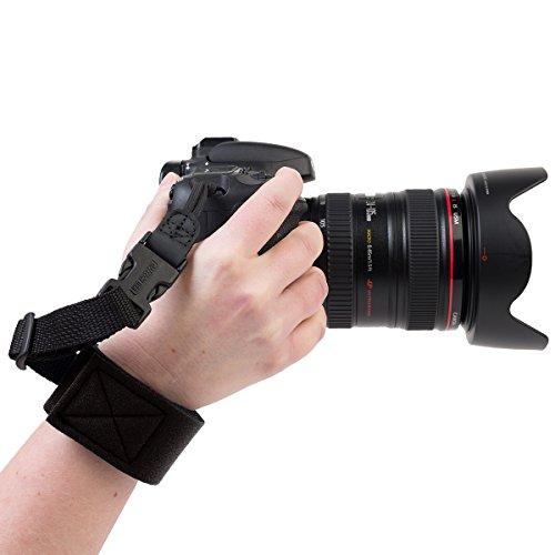 OP/TECH USA Gotcha Wrist Strap (Black)