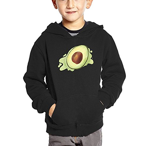 Nice Avocado Teen Girls Pullover Hoodie Casual Pocket Sweatsuit free shipping