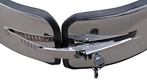 Kunststoffabdeckplatte Reifencover 205//75R15 Reserveradcover Reifenh/ülle Ersatzradabdeckung Edelstahlring