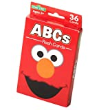 Elmo ABC Flash Cards Party Accessory