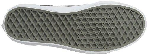 Vans Unisex-Kinder Old Skool Sneaker Grau (Glitter + Metallic/ Frost Gray)