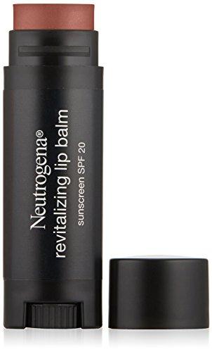 Revitalización de bálsamo para los labios, ciruela fresca 60, 0,15 onzas de Neutrogena