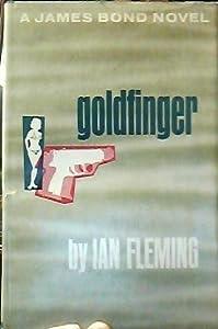 Hardcover Goldfinger Original Book Club Edition Book