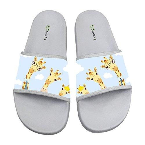 Cool Dark Man Soft Slide Sandal Slippers Flats Flip Flops Open toed Summer Beach Shoes 6