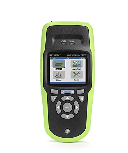 NETSCOUT LRAT-1000 LinkRunner AT Copper Ethernet Network Tester by NETSCOUT (Image #1)