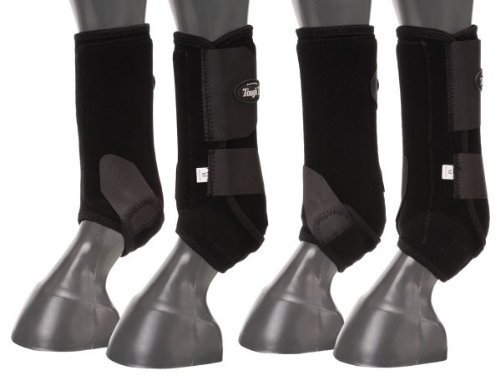 Tough-1 Extreme Vented Sport Boots - Set of 2 by Tough 1 by Tough 1