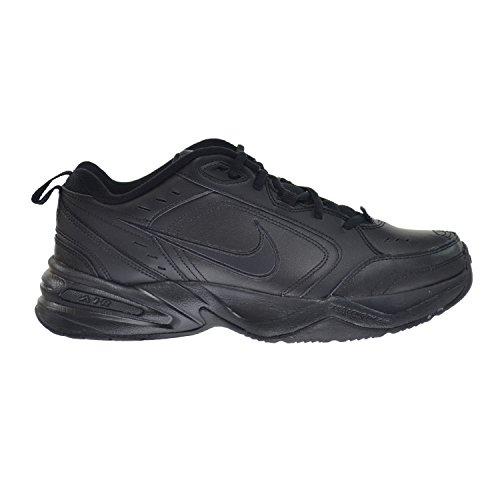 Nike Air Monarch IV Mens' Training Shoes Black/Black 415445-001 (10.5 D(M) US)