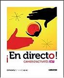 En directo 1re année - Cahier d'activités