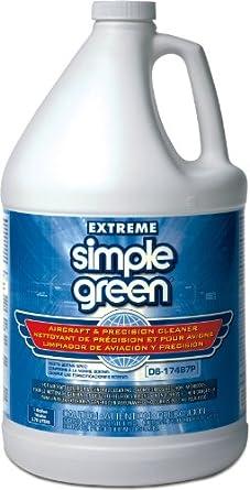 Amazon.com: Simple Green 13406 Extreme limpiador de aviones ...