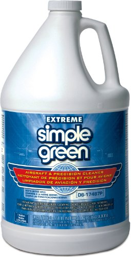 Cleaner Green Little (Simple Green Extreme Aircraft and Precision Cleaner, 1 Gallon Bottle  13406)