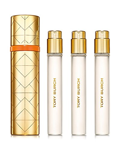 Eau De Parfum Refillable Travel Spray Set By Tory Burch by Tory Burch