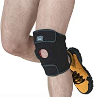 Modvel Premium Supportive Knee Brace for Running, Sports & Arthritis, Promotes Pain Relief (MV-105)