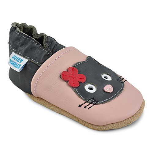 a5da9a91e4bf Petit Marin Beautiful Soft Leather Baby Shoes With Suede Soles ...