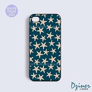 iPhone 5c Tough Case - Blue Stars iPhone Cover