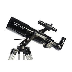 Celestron 21087 PowerSeeker 80AZS Telescope (Black)