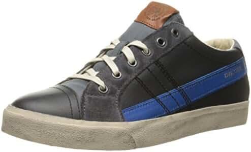 Diesel Men's Velows String Low Fashion Sneaker