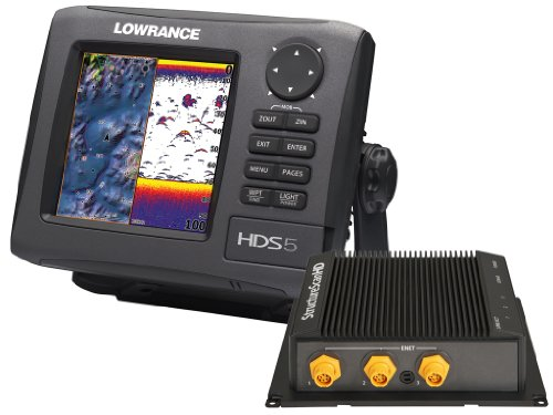 Lowrance HDS-5 GEN2 Plotter/Sounder, wit - Color Chartplotters Sounder Shopping Results