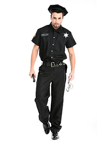 PINSE (Adult Sexy Cop Costumes)