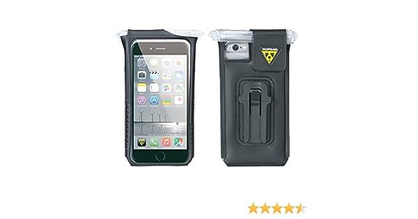Topeak Smartphone DryBag - for iPhone 6 Plus Negro 2019: Amazon.es ...