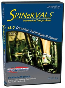 Spinervals 38.0 Develop Technique and Power DVD by Spinervals