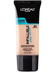 L'Oreal Paris Makeup Infallible Up to 24HR Pro-Glow...