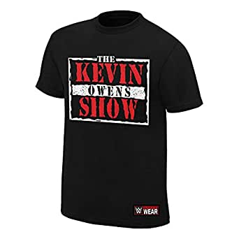 "Kevin Owens ""The Kevin Owens Show"" Authentic T-Shirt, 3XL"