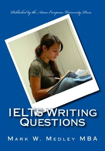 Download IELTS Writing Questions Pdf