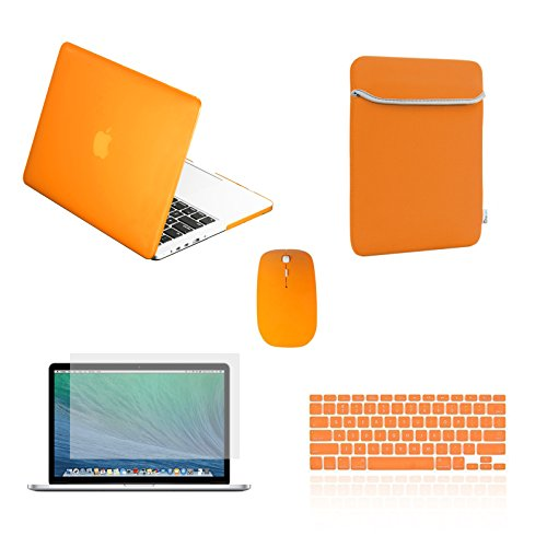 TOP CASE Bundle Rubberized Protector