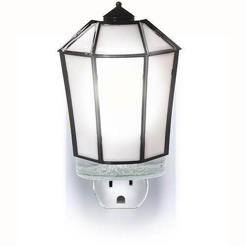 (Yankee Candle Black Lantern - Night Light Scent-Plug Air Freshener Base)