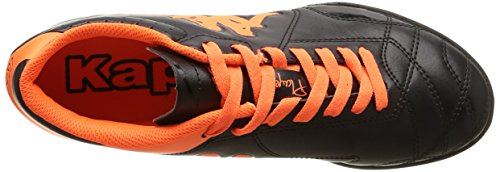 Kappa Football Fluo Player Homme Black Noir Orange TG Entrainement Base trfwxPqr