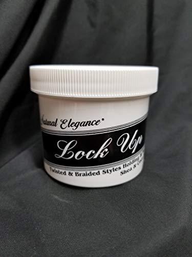 Natural Elegance Lock Up 4oz Jar