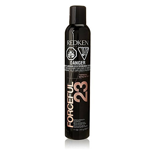 Redken Forceful 23 Super Strength Finishing Spray 11oz