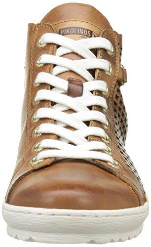 Pikolinos Lagos 901_v17, Zapatillas Altas para Mujer Marrón (Brandy)