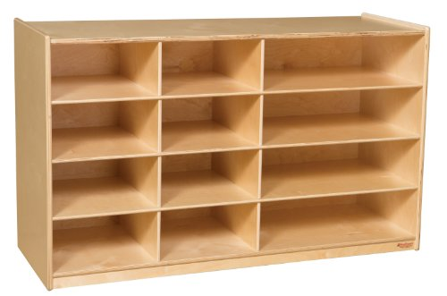 Wood Designs 990180 Board Game Storage
