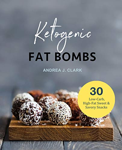 Almond Nibbles - Fat Bombs: Sweet & Savory Snacks for the Ketogenic Diet, Paleo Diet & Low-Carb Diet
