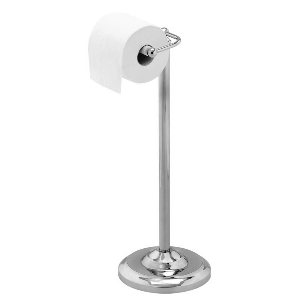 brush pedestal tube toilet freestanding accessories bathroom roll progetto paper and holder