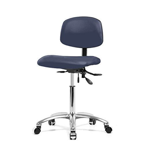 Chair Task Caressoft - Top Medical Multi-task Chair with Chrome Base 19