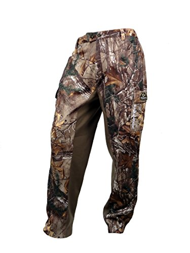 Scent Blocker Knock Out Pant, Real Tree Xtra, Large