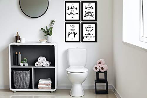 Sprüche-Badezimmer-Toilette