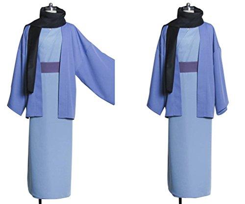 Custom-made cosplay costume for Kamisama Kiss Tomoe Kimono