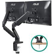 #LightningDeal EleTab Dual Monitor Desk Mount