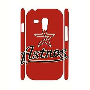 Classic Dustproof Hard Plastic Baseball Team Logo Print Samsung Galaxy S3 Mini I8200 Case