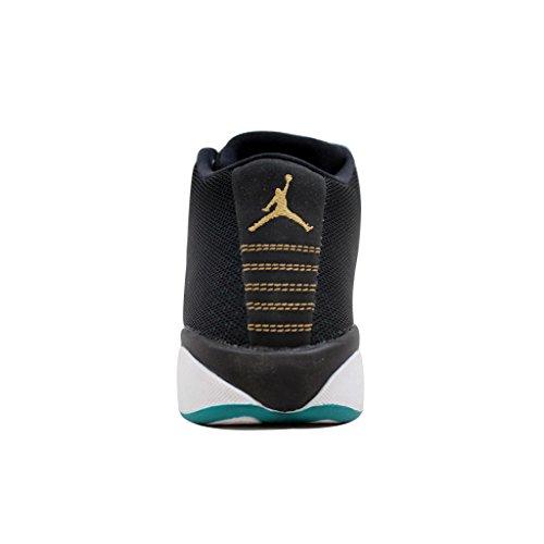 Nike Damen 846365-019 Basketball Turnschuhe Schwarz