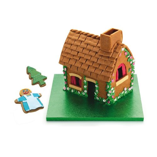 KitchenCraft Sweetly Does It Gingerbread House Kit